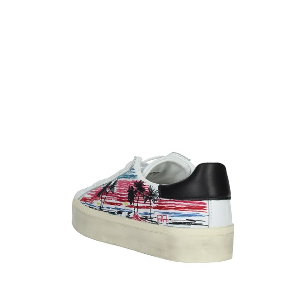 D.a.t.e. Shoes Sneakers White E20-49