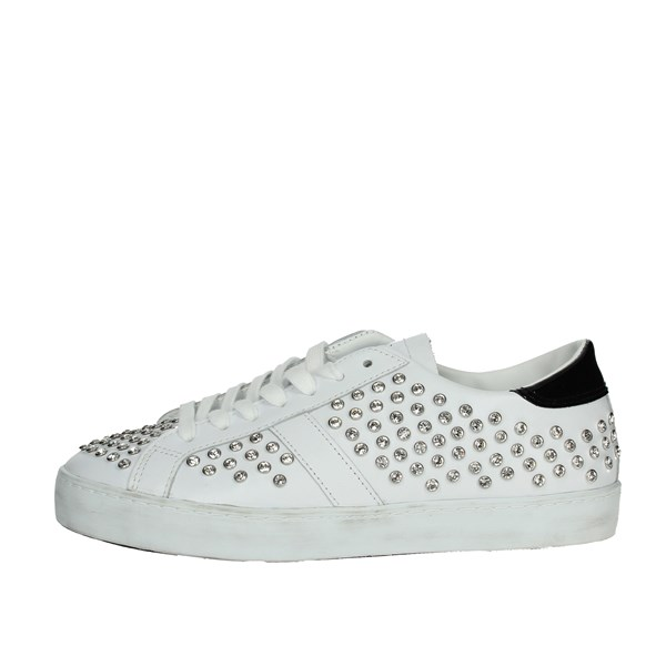 D.a.t.e. Shoes Sneakers White E20-47
