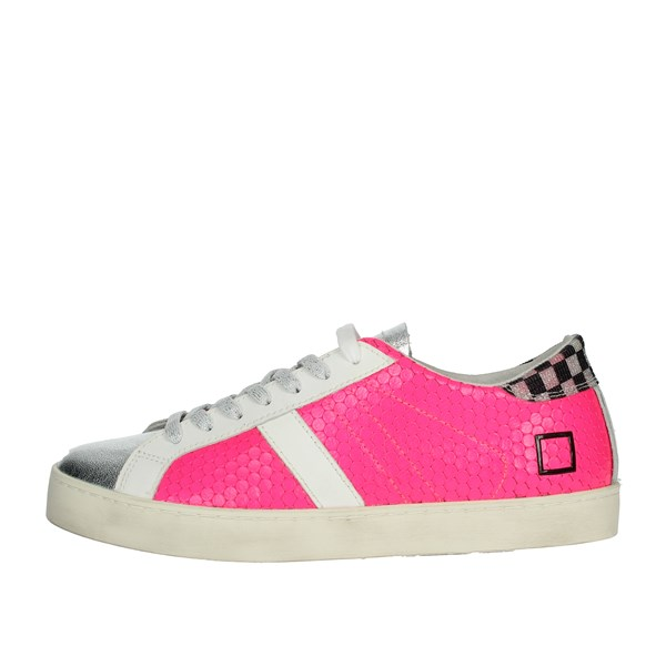 D.a.t.e. Shoes Sneakers Fuchsia E20-43