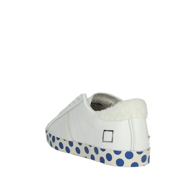 D.a.t.e. Shoes Sneakers White E20-45