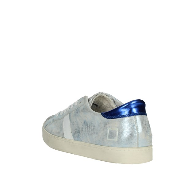 D.a.t.e. Shoes Sneakers Sky-blue E20-37
