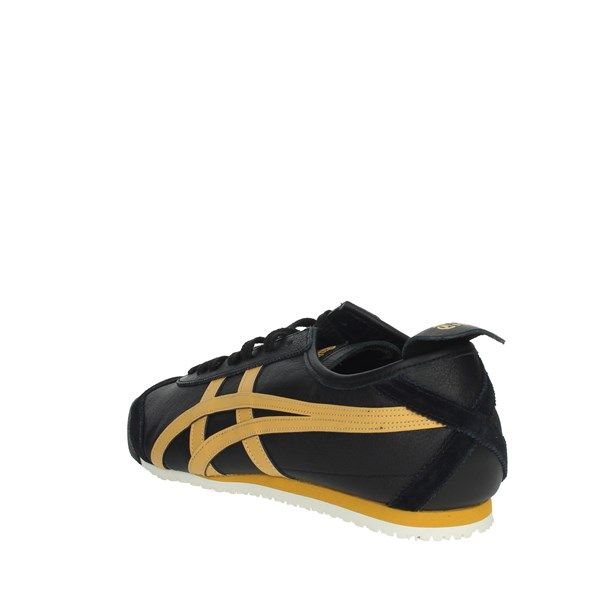 Onitsuka Tiger Shoes Sneakers Black/Yellow 1183A201