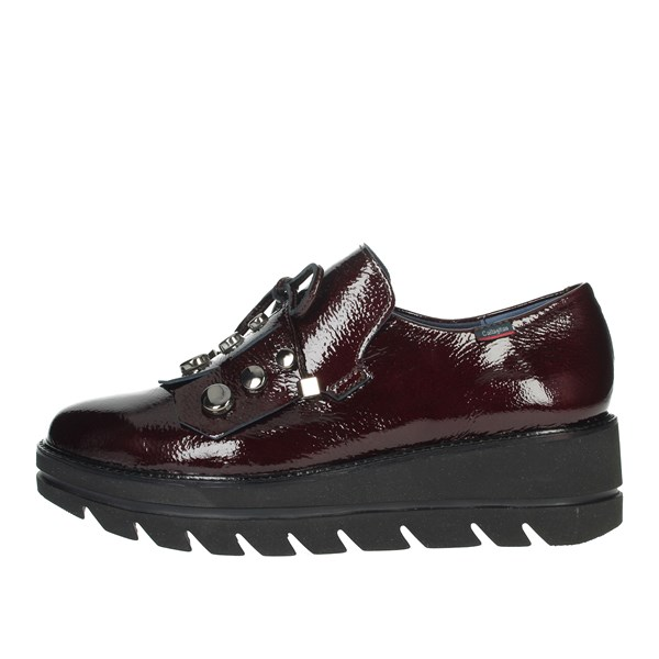 Callaghan Shoes Brogue Burgundy 14828