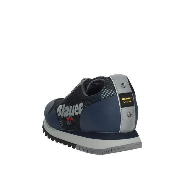 Blauer Shoes Sneakers Blue DENVER01
