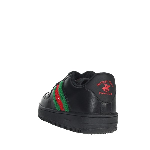 Beverly Hills Polo Club Shoes Sneakers Black PC05
