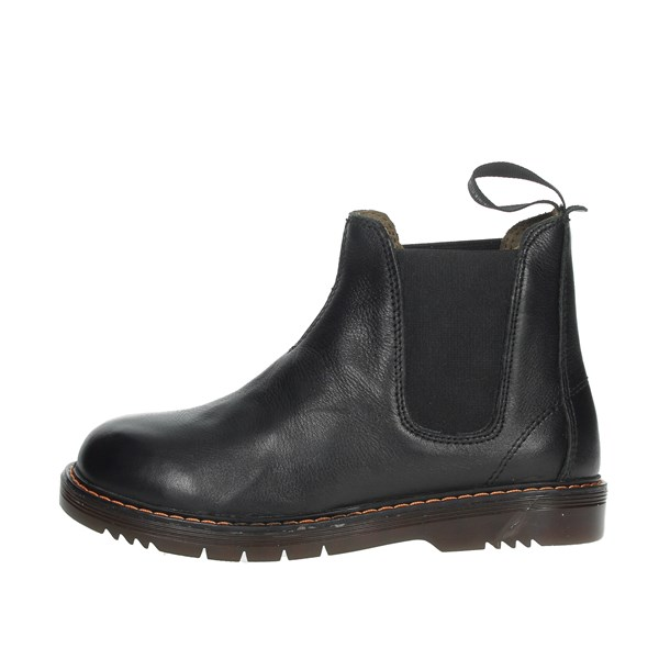 Grunland Shoes Ankle Boots Black PO1178-88