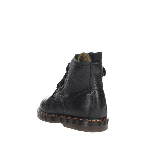 Grunland Shoes Boots Black PP0255-88