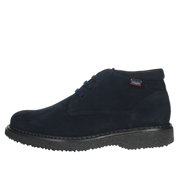 Callaghan Shoes Laced Blue 12302