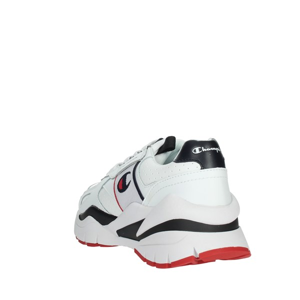 Champion Shoes Sneakers White S10838-F19