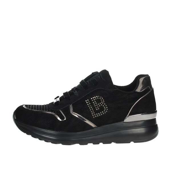Laura Biagiotti Shoes Sneakers Black 5784