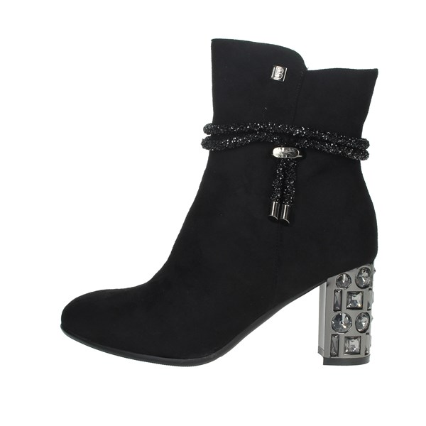 Laura Biagiotti Shoes boots Black 5854