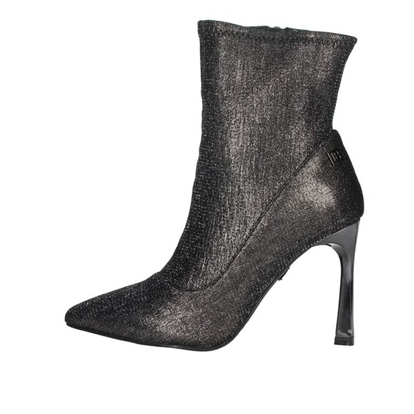 Laura Biagiotti Shoes boots Charcoal grey 5723