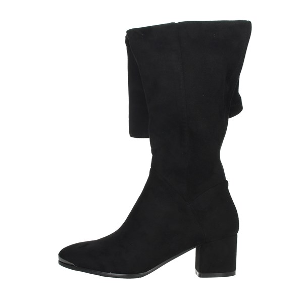 Laura Biagiotti Shoes Boots Black 5958