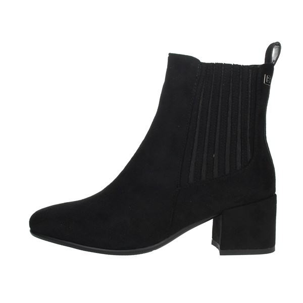 Laura Biagiotti Shoes Ankle Boots Black 5858