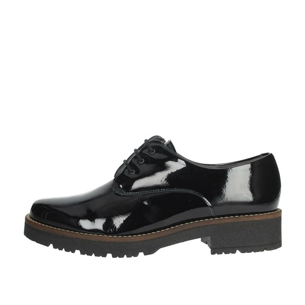 Pitillos Shoes Brogue Black 5790