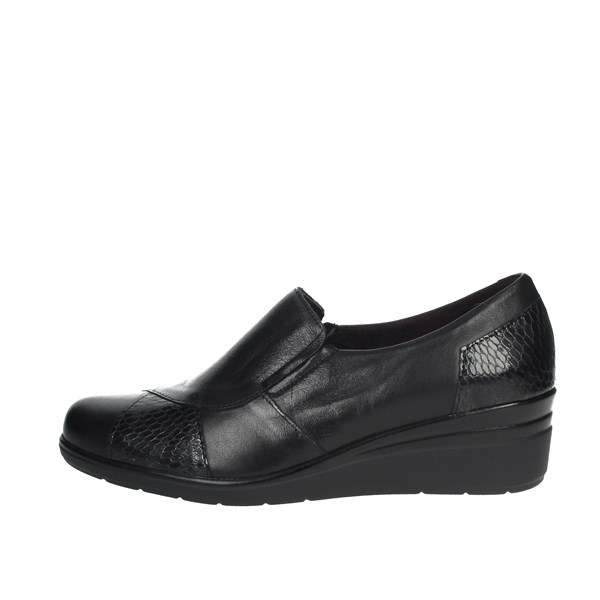 Pitillos Shoes Loafers Black 5724