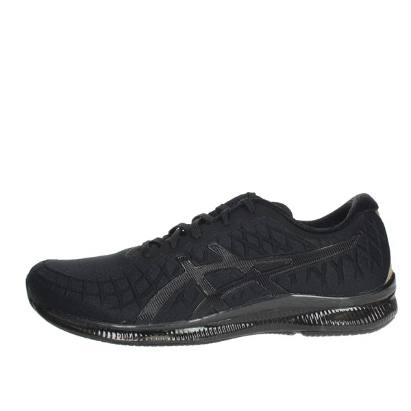 Asics Shoes Sneakers Black 1021A056