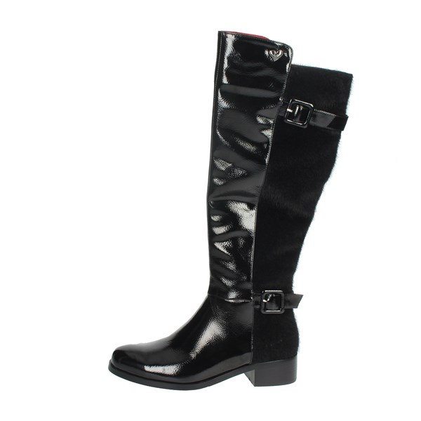Braccialini Shoes Boots Black TUA49