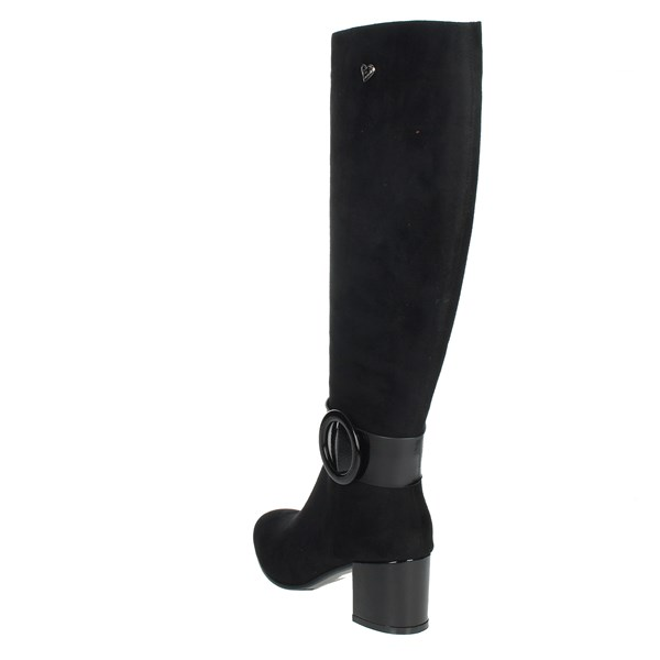 Braccialini Shoes Boots Black TUA44