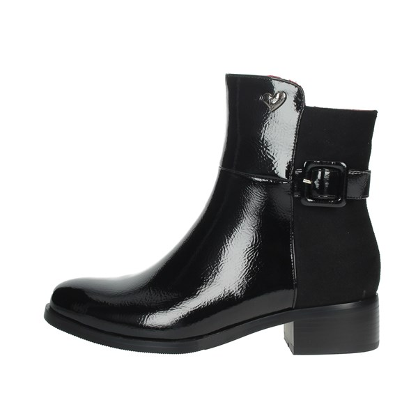 Braccialini Shoes boots Black TUA50