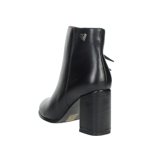 Braccialini Shoes boots Black TUA108