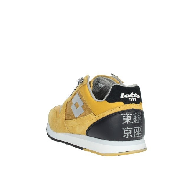 Lotto Leggenda Shoes Sneakers Yellow 212405