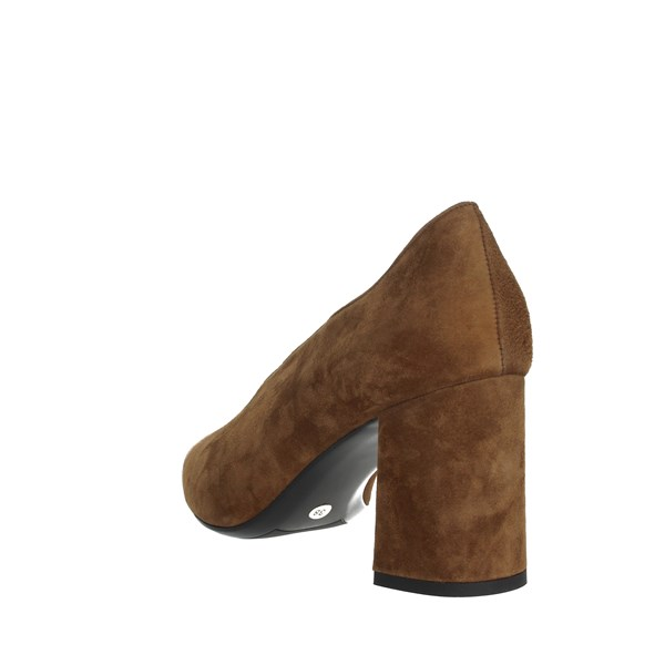 Chiara Firenze Shoes Pumps Brown Taupe 1909