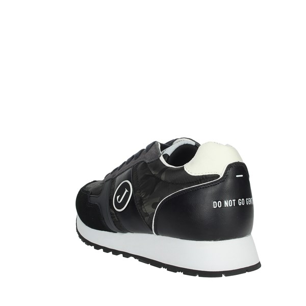 Jeckerson Shoes Sneakers Black JGAC035