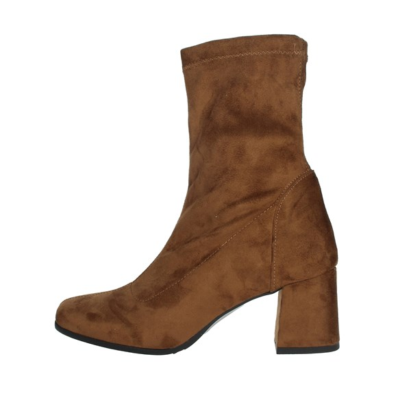 Pregunta Shoes Ankle Boots Brown IC8013-C
