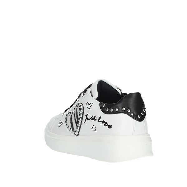 Asso Shoes Sneakers White AG-3316