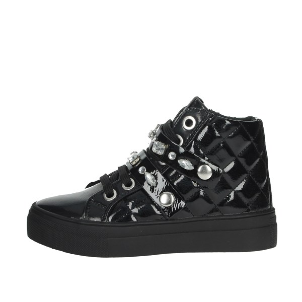 Asso Shoes Sneakers Black AG-3005