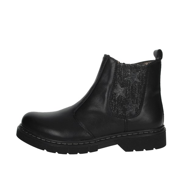 Asso Shoes boots Black AG-3701