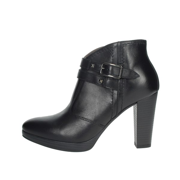 Nero Giardini Shoes Ankle Boots Black A908712D