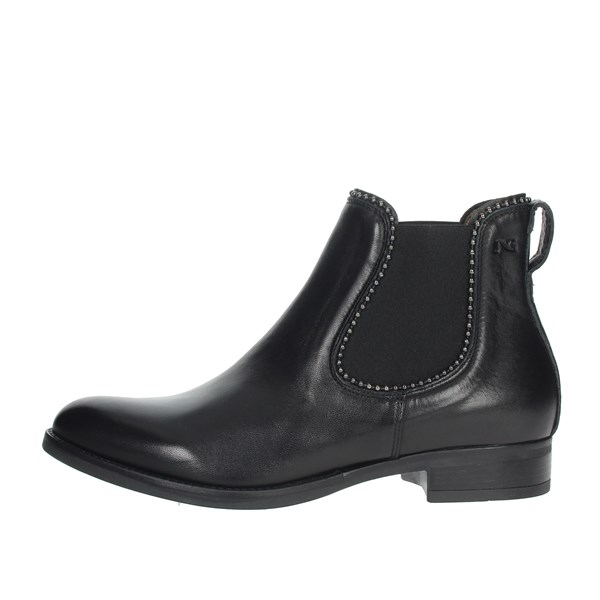 Nero Giardini Shoes Ankle Boots Black A908753D