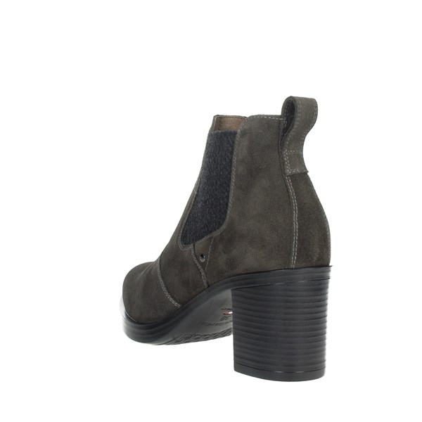 Nero Giardini Shoes Ankle Boots Grey A908820D