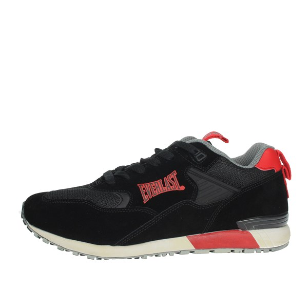 Everlast Shoes Sneakers Black/Red MX-305