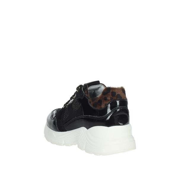Nero Giardini Shoes Sneakers Black A931204F