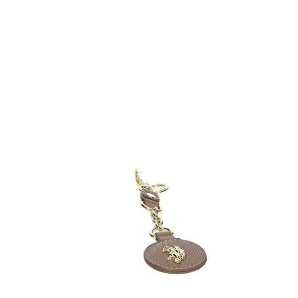 U.s. Polo Assn Accessories Keychain Brown Taupe 0671
