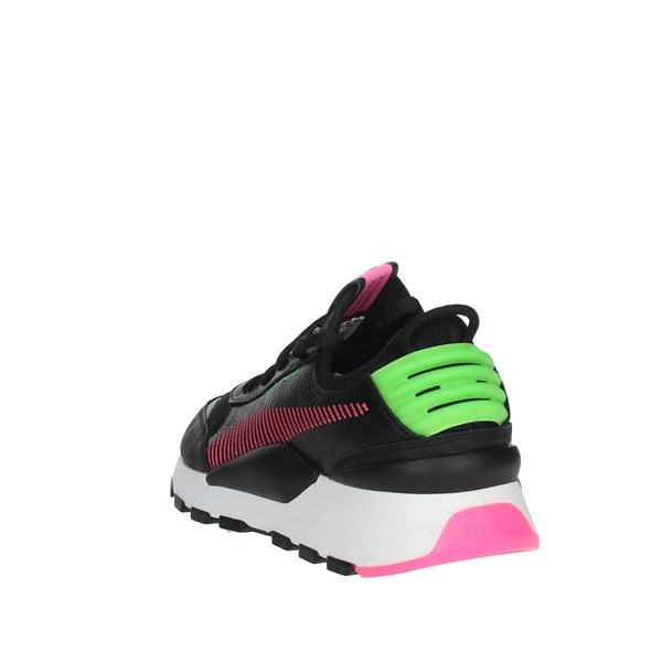 Puma Shoes Sneakers Black 371828