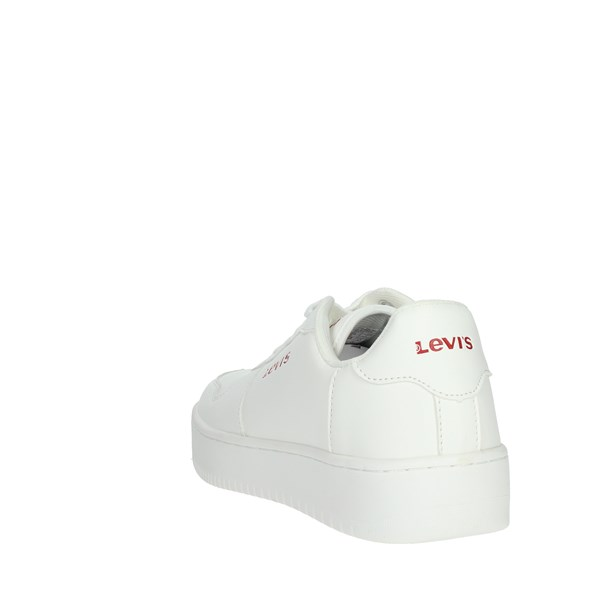 Levi's Shoes Sneakers White UNION