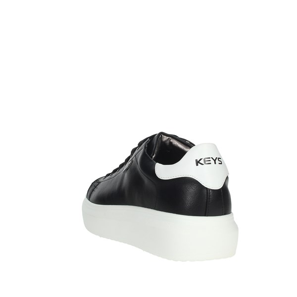 Keys Shoes Sneakers Black K147