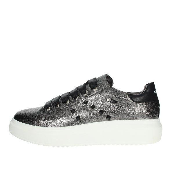 Keys Shoes Sneakers Charcoal grey K148