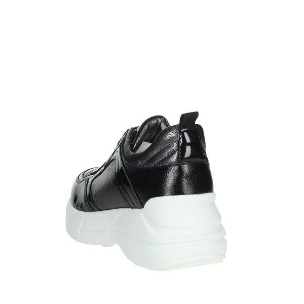Keys Shoes Sneakers Black K191