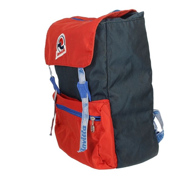 Invicta Accessories Backpacks Blue/Red 4458102