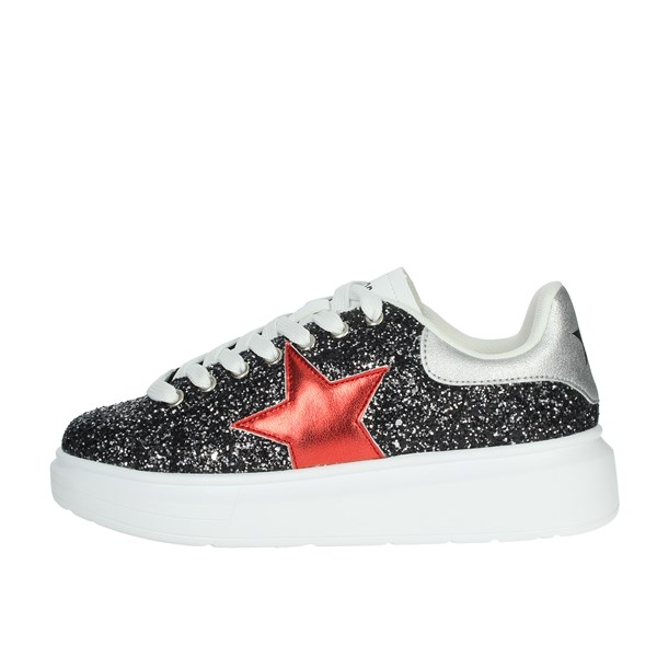 Shop Art Shoes Sneakers Black 20551