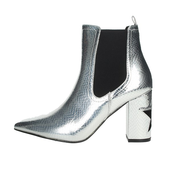 Shop Art Shoes boots Silver 20576S