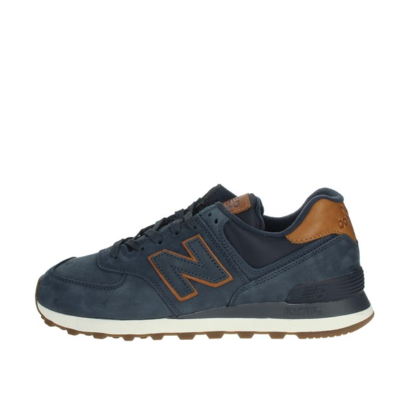 New Balance Shoes Sneakers Blue ML574NBD