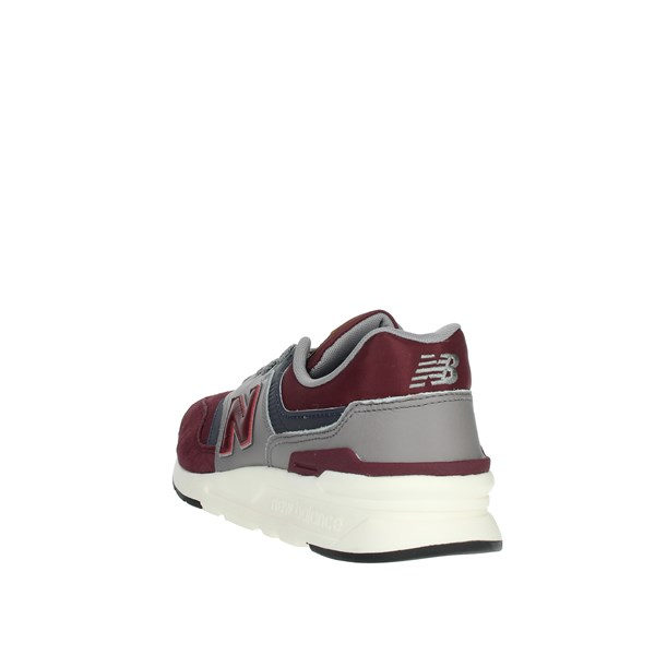New Balance Shoes Sneakers Burgundy CM997HXD
