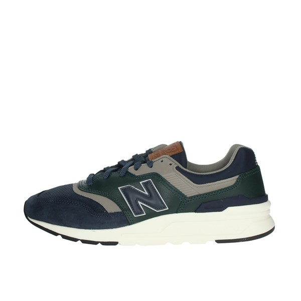 New Balance Shoes Sneakers Blue CM997HXB