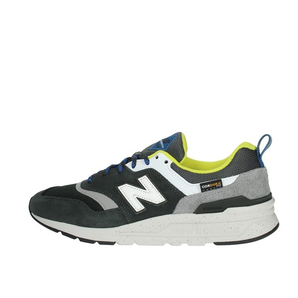 New Balance Shoes Sneakers Dark Green CM997HFD